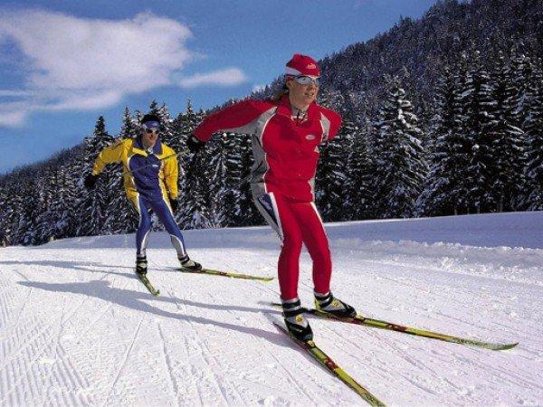 Трасса для беговых лыж