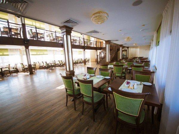 Основной ресторан «Ковчег»