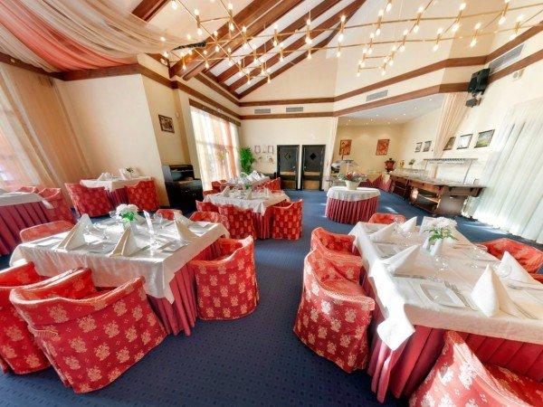Банкетный зал ресторана «Волга»