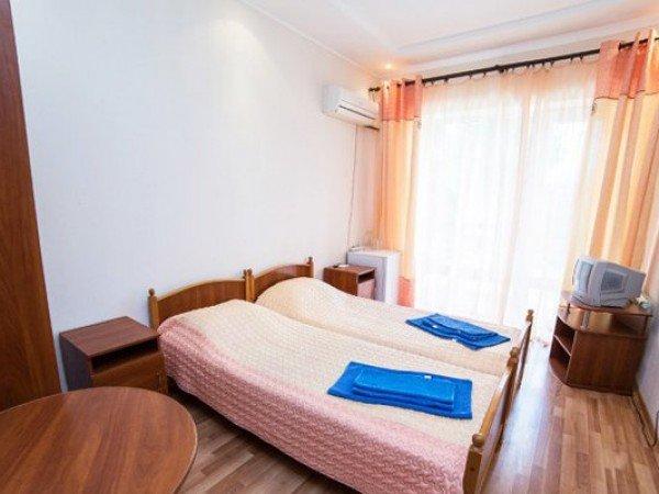 Стандартный 2-местный 1-комнатный (балкон)