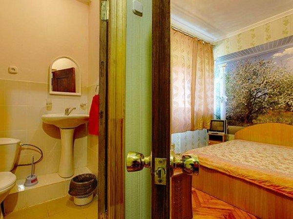 Люкс 2-местный 1-комнатный, корпус 1