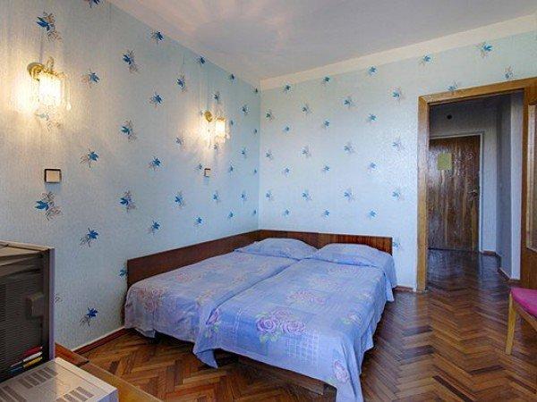 Стандарт 2-местный 1-комнатный, корпус 1