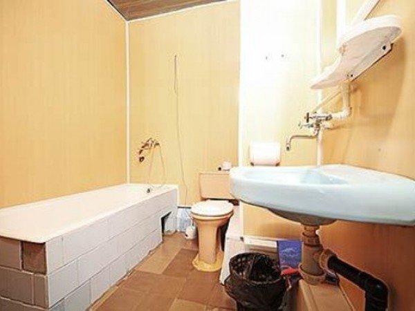 Стандартный 2-местный 1-комнатный, корпус 1, этаж 1