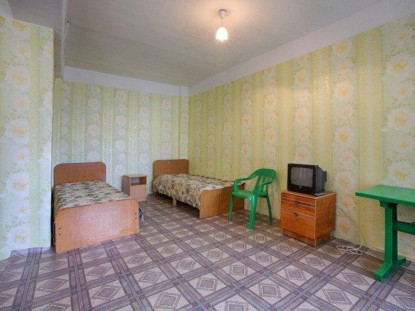 4-местный 2-комнатный