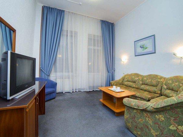 Корпус 1 - 2-комнатный TWIN