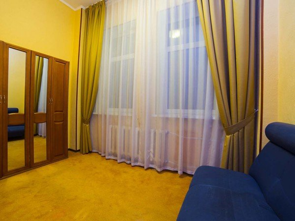 Корпус 1 - 3-комнатный DBL