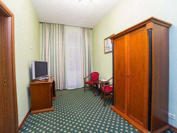 Корпус 2 - 2-комнатный VIP DBL