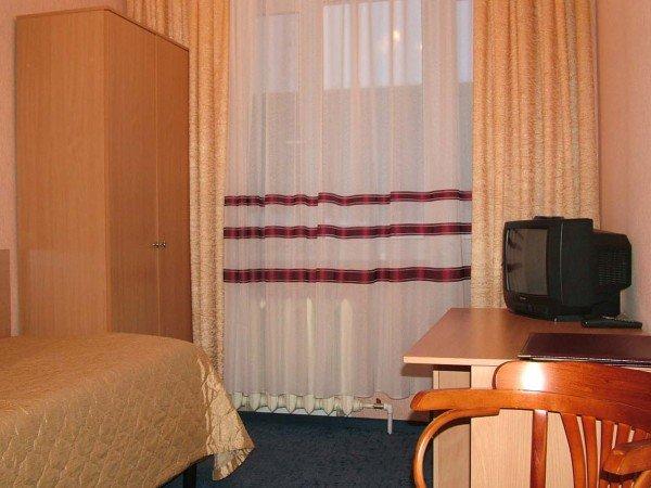 Корпус 3 - 1-комнатный SGL
