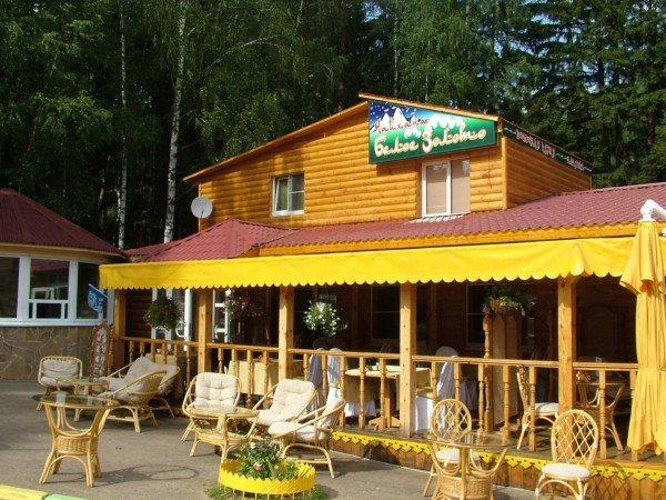 Ресторан «Белое золото»
