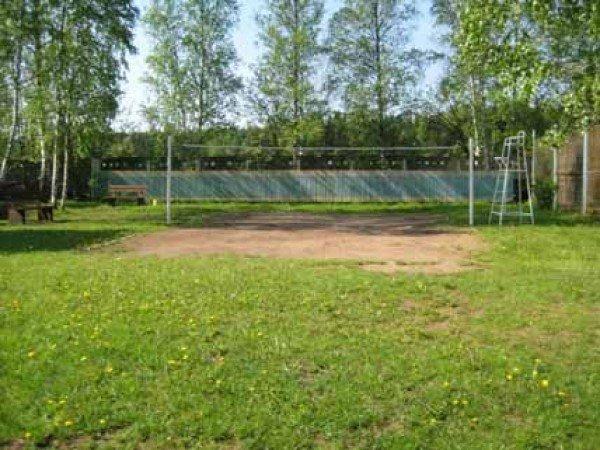Волейбольнаые площадки