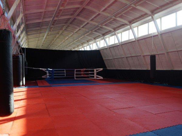 Спортивный зал «Кроссфит»