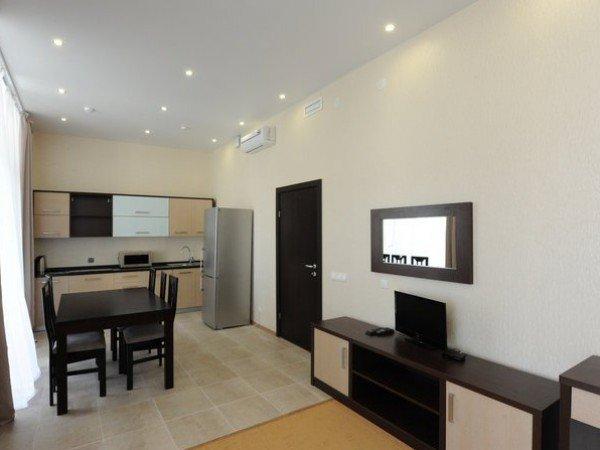 Апартаменты 2комнатные с кухней