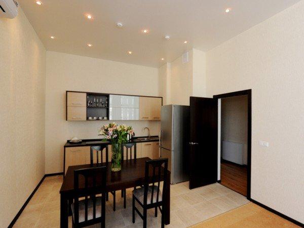 Люкс 2комнатный с кухней