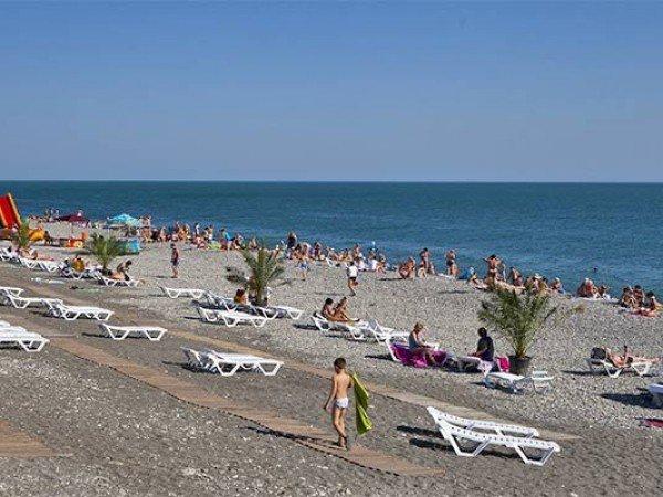 Оборудованные пляжи