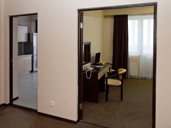 Апартаменты с кухней 1-комнатные (Apartment)