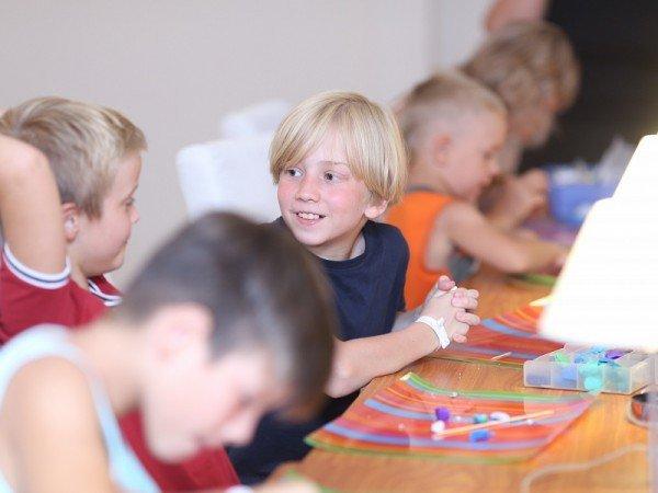 Детский клуб «Bridge Resort»