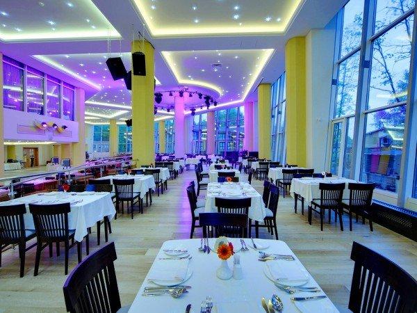 Ресторан шведской линии «Подиум»