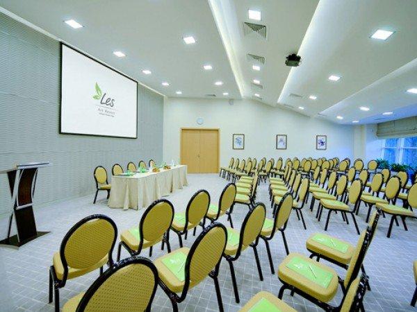 Организация мероприятий в отеле «LES Art Resort»