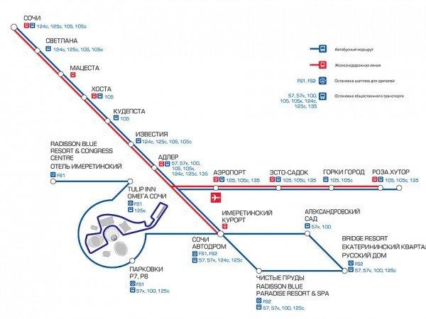 Схема проезда в Отель «Чистые пруды»