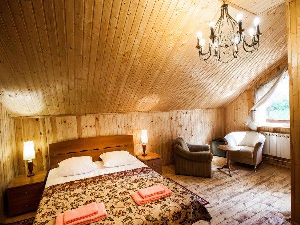 2-комнатный номер в шале
