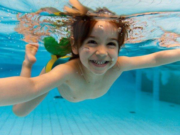 Мини-бассейн детский