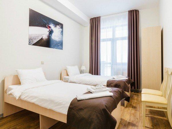 4-комнатные апартаменты