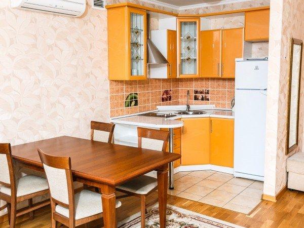 Трёхкомнатный апартамент стандартный