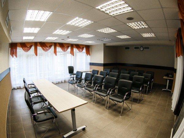 Организация мероприятий в отеле «Поляны»