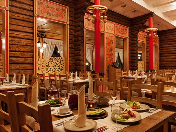 Артурс Village - Ресторан «Клюква»