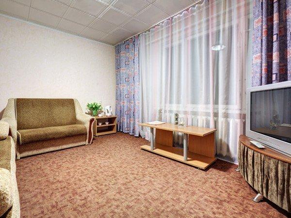 Эконом 3-х комнатный 4-х местный корпус №6