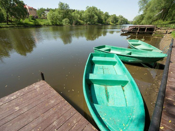Прокат лодок и катамаранов
