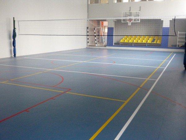 Зал для спортигр