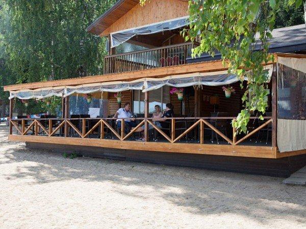Ресторан «ГРИЛЬ`ЯЖ»