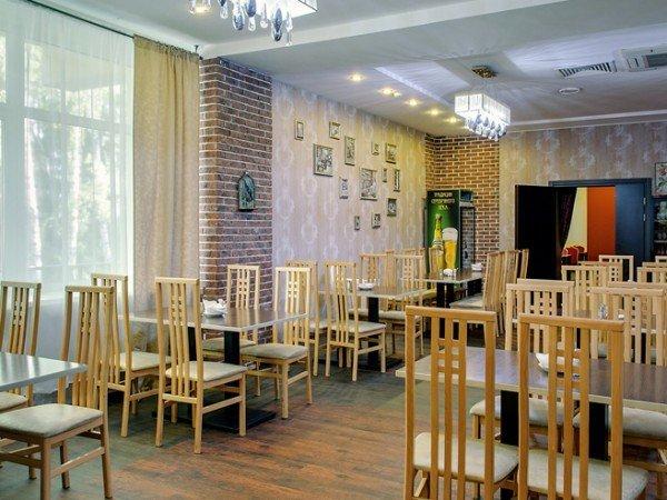 Ресторан Эмеральд
