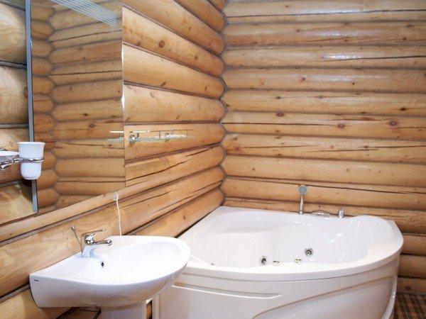 Люкс с гидроаэромассажной ванной