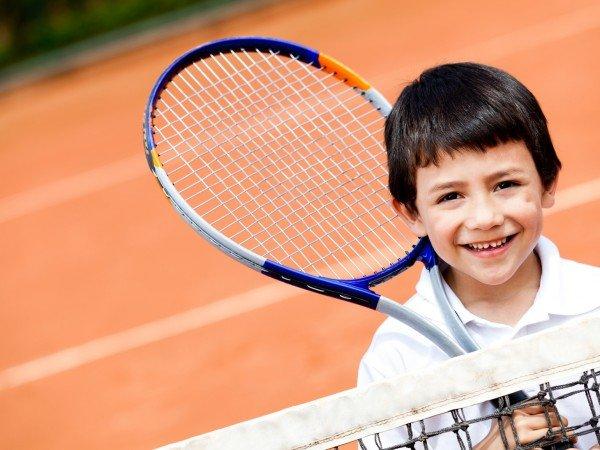 Школа большого тенниса для детей