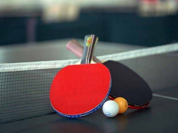 Настольный теннис и настольные игры