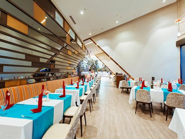 Ресторан Azurr