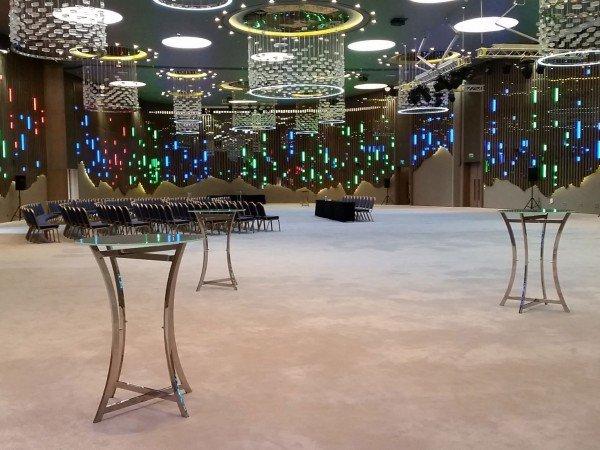 Бальный зал Секция ABC