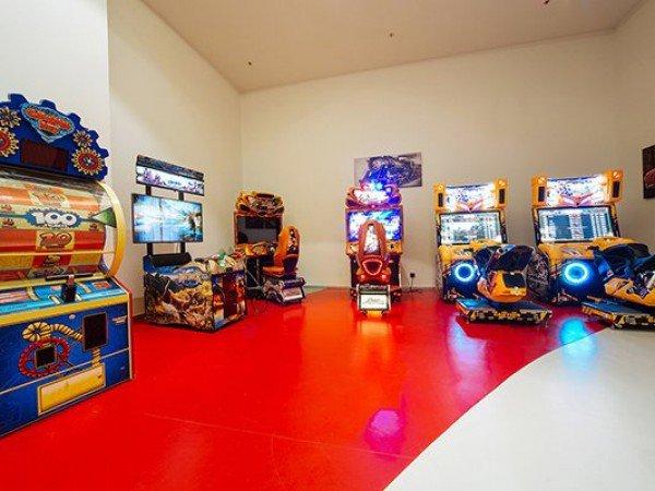 Игровой центр