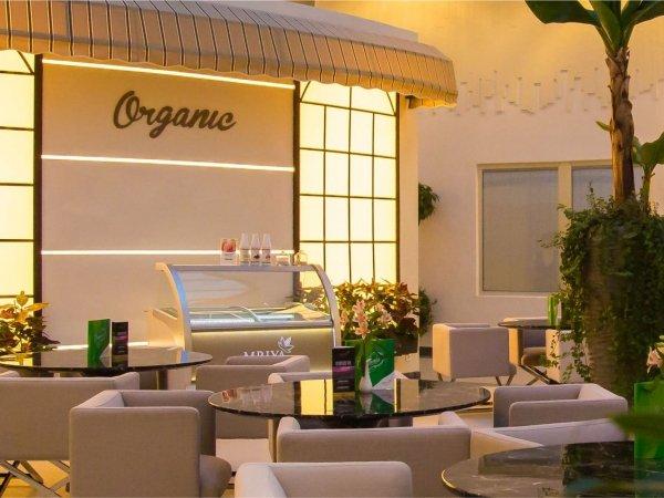 Бар «Organic Bar»
