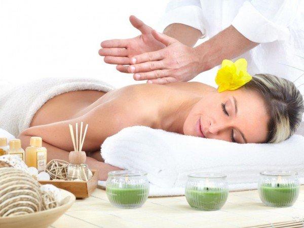 Услуги профессионального массажа