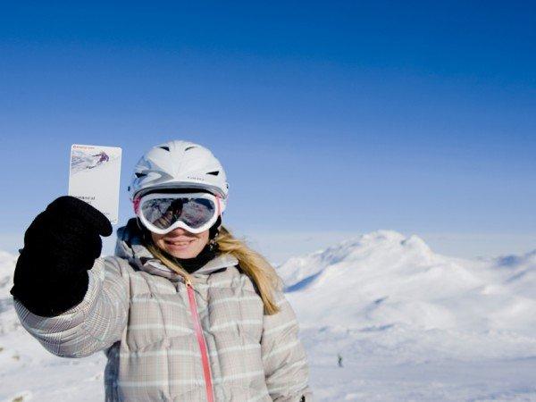 Продажа ски-пассов и заказ трансфера