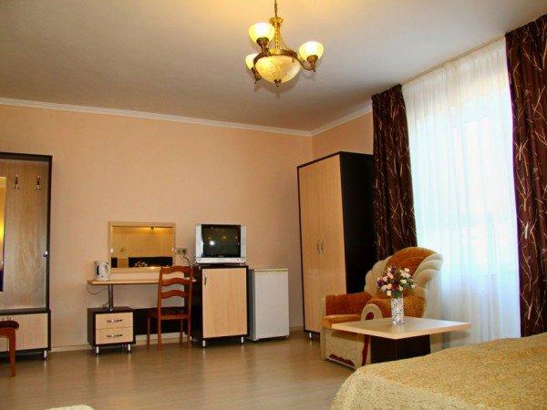 1-комнатный улучшенный трёхместный (к. 5)