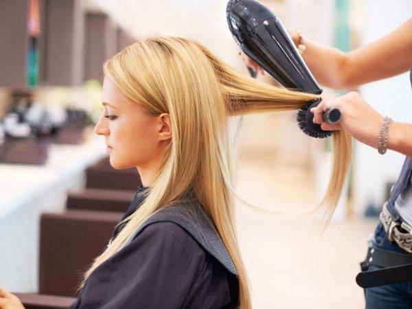 Массаж и парикмахерская
