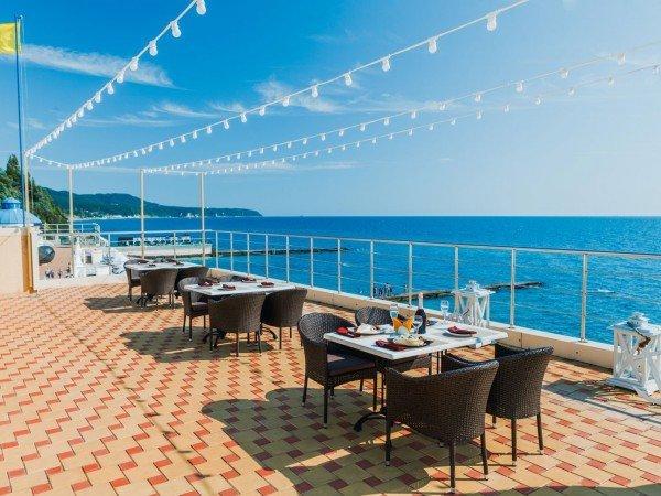 Ресторан «Старик и Море»