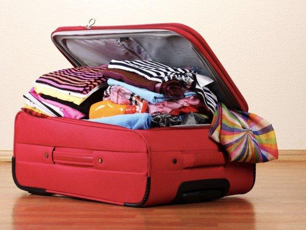Камера хранения багажа