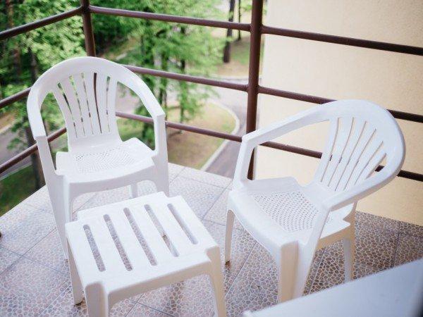 Стандарт двухместный с балконом