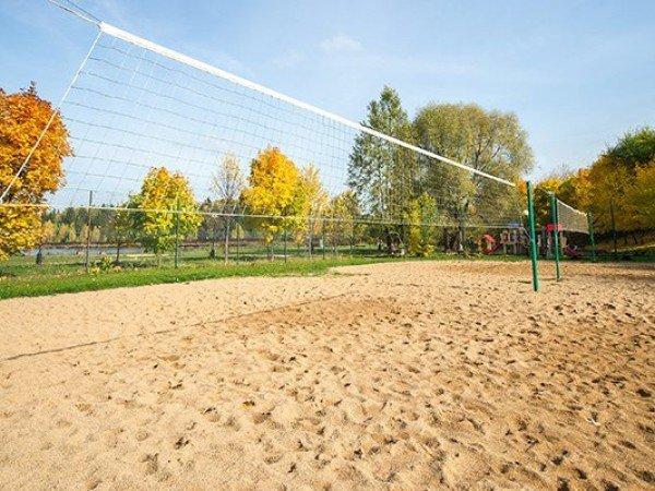 Площадки для пляжного волейбола