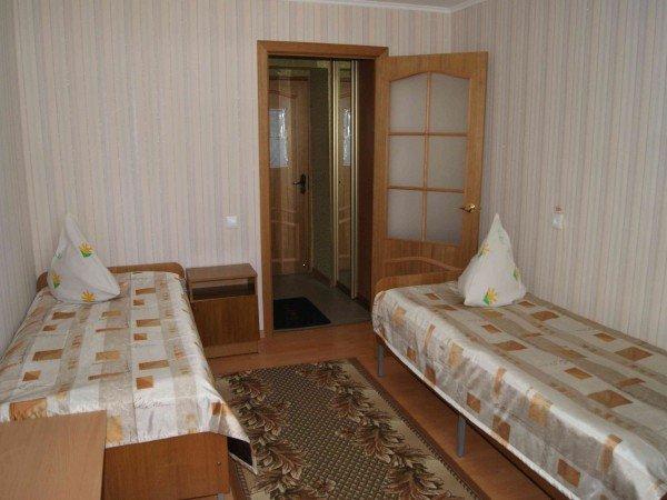 2-мест. 1-комнат. номер в кор. №1, №2 и №3